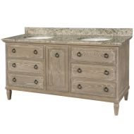 "60"" Furniture Vanity – Ann Collection"