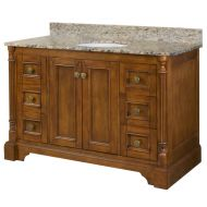 """48"""" Furniture Vanity – Lily Collection"""