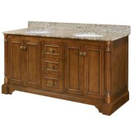 "60"" Furniture Vanity – Lily Collection"