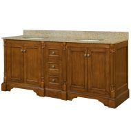 "72"" Furniture Vanity – Lily Collection"