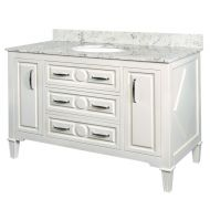 """48"""" Furniture Vanity – Mary Collection"""