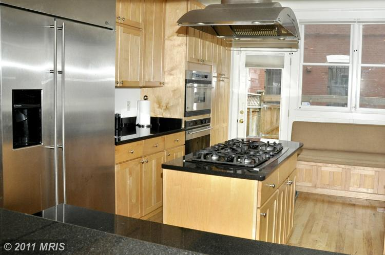 - Granite Cntrs, SS Appls, Ample Cabinets
